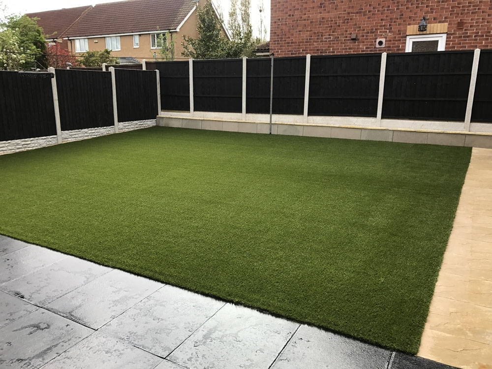 Artificial Grass Worksop & Concreting Worksop by A.C Building Services
