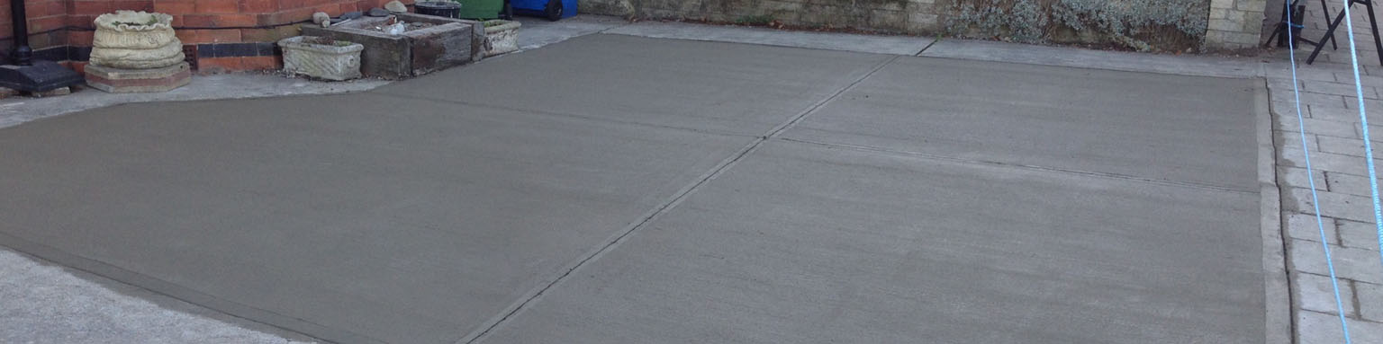 Slideshow banner image for Artificial Grass and Concreting