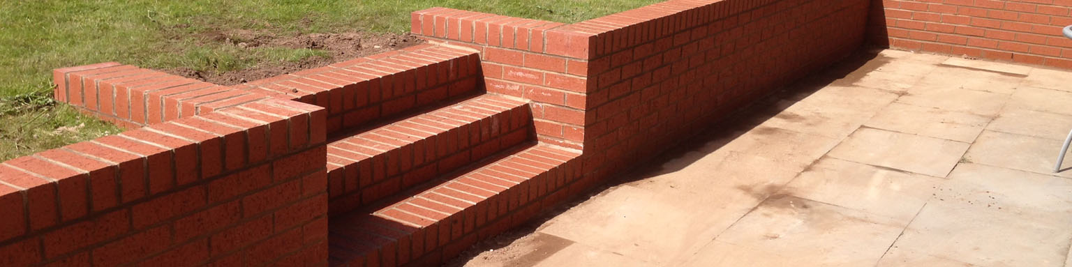 Slideshow banner image for Bricklaying and Stonework