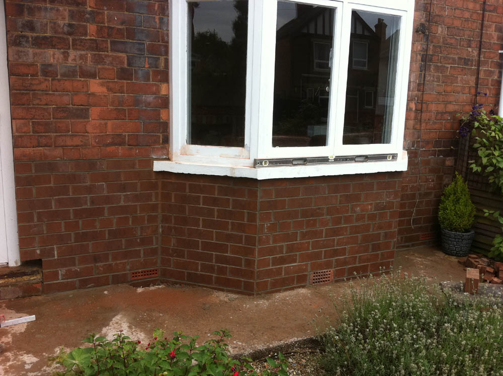 Bricklaying Worksop and Stonework Worksop - Free Quotes and Guarantees