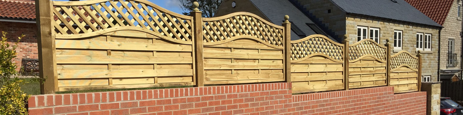 Slideshow banner image for Fencing and Joinery
