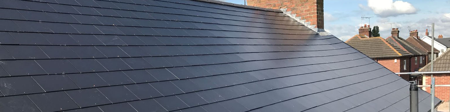 Slideshow banner image for Flat and Standard Roofing